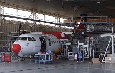 RECENT SALE: AIRCRAFT MAINTENANCE